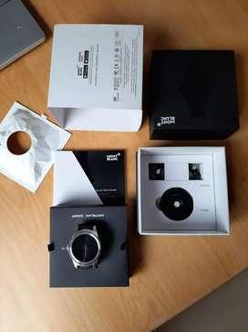 Reloj montblanc smart watch summit ms644517 Como Nuevo Original