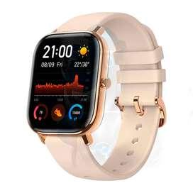 Reloj Inteligente Smartwatch Xiaomi Amazfit GTS Modos deportivos Ritmo Cardiaco Compatible con Android IOS