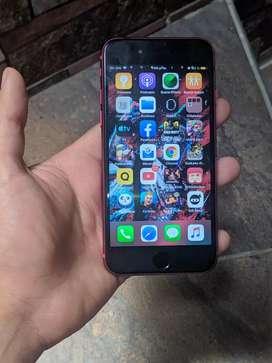 iPhone 8 rojo sin bandas abiertas libre iCloud $900.000