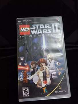JUEGO UMD SONY Play Station Portatil PSP Star Wars