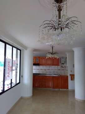 se arrienda hermoso apartamento cerca a la u gran colombia