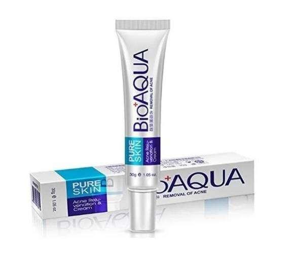Bioaqua eliminacion acne