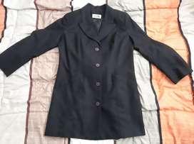 Saco de Vestir Largo Sastre Mujer Talla M