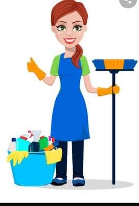 Busco empleo para empleada domestica y servicios generales