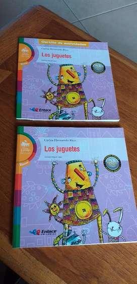 """Nuevos """"Los Juguetes"""""""