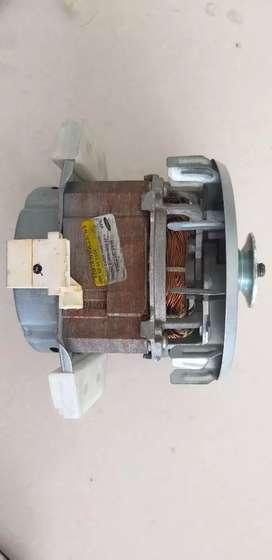 Motor de Lavadora Samsung con capacitores