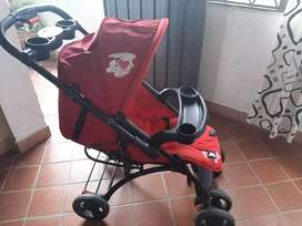 Coche i am love stroller