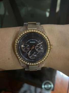Lindo Reloj fossil original