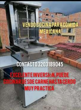 Vendo Cocina para hacer comida mexicana