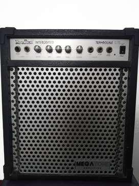 Amplificador de bajo eléctrico MEGA PL-30B 15W