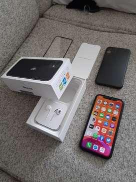 Vendo iPhone 11 Black