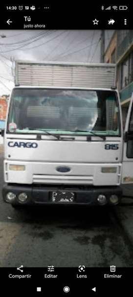Venta de FORD CARGO GANGA