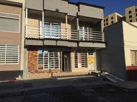 Casa nueva Barrio La Lorena