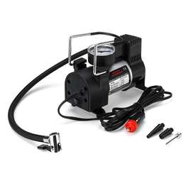 Mini Compresor De Aire Portable Para Carro Cicla 12v 150psi