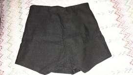 pollera pantalon