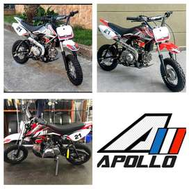 Moto Apollo 70 no ttr, kx,pw,ycf,ktm,