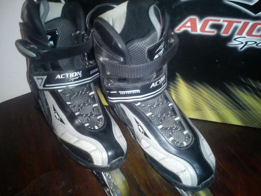Rollers Action Sport Extensibles 0