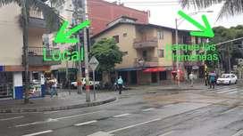 Local de 92m2 En Venta En Itaguí Chimeneas (Villa Central) 398.000.000
