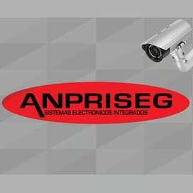tecnico instalador de alarmas y video