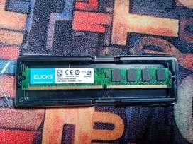 Memoria RAM 2GB DDR2 800MHz para PC