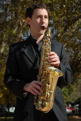 Clases de Saxo Profesor de saxo Presencial / online