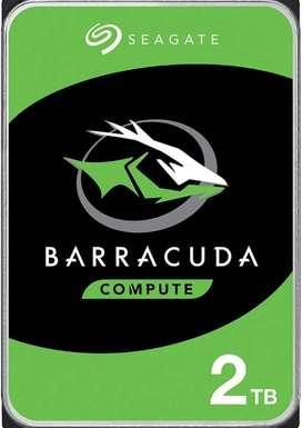 Disco duro mecánico 2tb