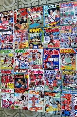 Revistas Estadio El Nacional