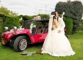 Alquiler de Carro para Matrimonio 380.000 Pesos