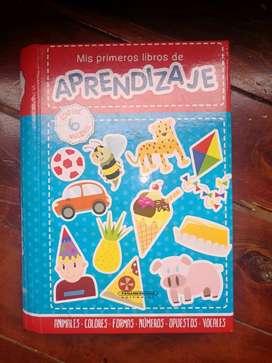 5 Libros para niños de primera infancia