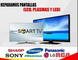 Servicio técnico LCD LED PLASMA.