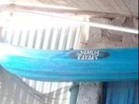 Vendo o permuto más diferencia a mi favor kayak Triplo Samoa Family