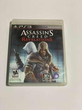 Juegos de PS3 - Assassins Creed Revelations