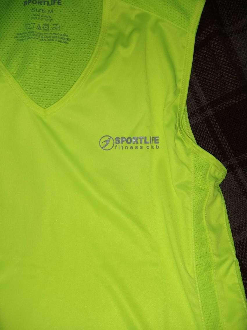 Polo top deportivo Sportlife gym gimnasio top