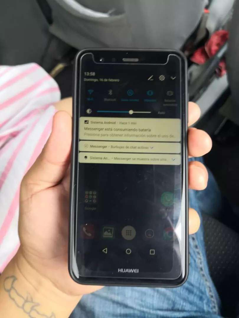 Huawei p10 lite 10 de 10. 0