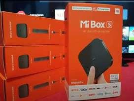 Mi box S Xiaomi complementa tu TV o Pc con Android tv