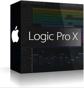 Logic Pro X - Para Mac - Ultima Versión - En Español.