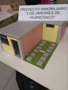 Proyecto Inmobiliario Jardines de Huanchaco