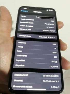 Iphone xs max 256GB - perfecto estado