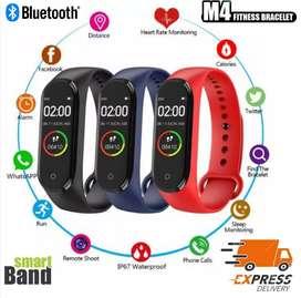 Espectacular Smartband m4 ritmo cardíaco a color