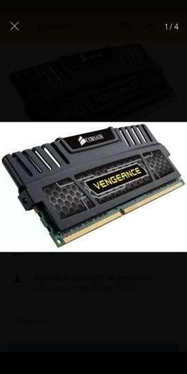 Memoria Vengeance Corsair 8gb a Ddr 3