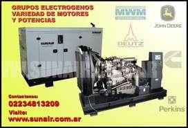 Grupos electrogenos 30KVA, Generadores 30KVA