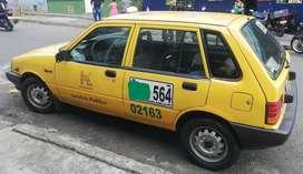 Taxi con Cupo Metropolitano