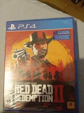 Red Dead Redemption 2 PS4 Usado Excelente