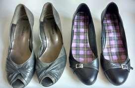 BARRACAS - Zapatos Cuero marca Viamo Numero 39 zpm2018