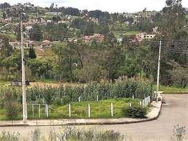 En VENTA Lote de Terreno con todas las obras, sector Chilcapamba. Bacalao: TV101