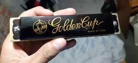 Armónica GoldenCup