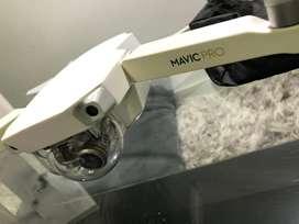 Drone mavic pro 1 alpine white