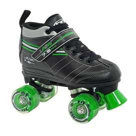 Patines Roller Derby Laser Tallas 5 Y 8