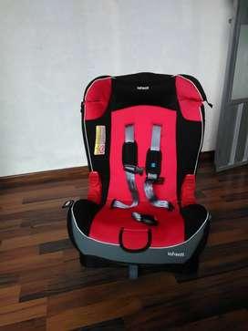 Vendo silla de bebe para auto perfecto estado a 250