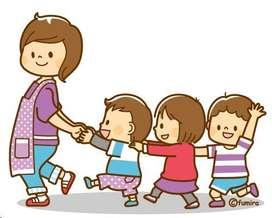 Cuidado de Niños y asesoría de tareas